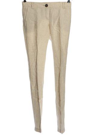 Mango Casual Sportswear pantalón de cintura baja blanco puro elegante