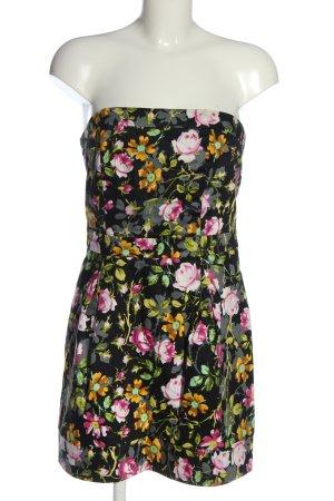 Mango Casual Sportswear Minikleid Allover-Druck Elegant