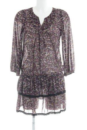 Mango Casual Sportswear Robe tunique imprimé allover style décontracté