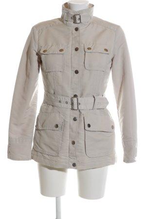 Mango Casual Sportswear Übergangsjacke wollweiß Casual-Look