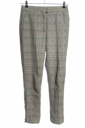 Mango casual Stoffhose Karomuster Casual-Look