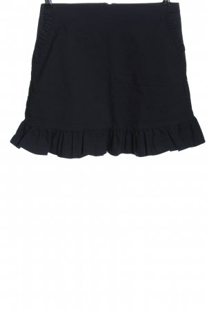 Mango casual Flounce Skirt black casual look