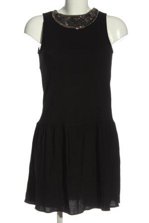 MANGO CASUAL WEAR Trägerkleid schwarz Elegant