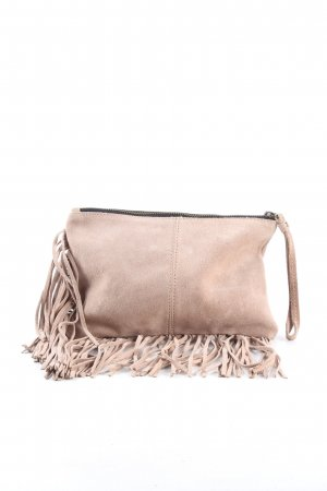 Mango Clutch nude Casual-Look