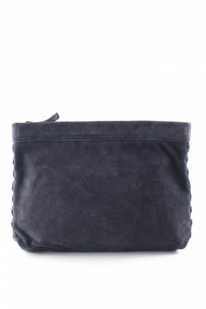 Mango Clutch blau Casual-Look