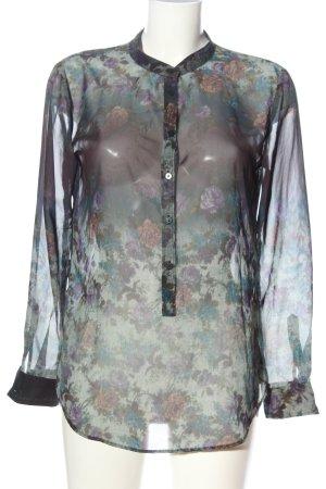 Mango collection Camicia blusa stampa integrale elegante