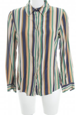 Mango collection Camicia blusa motivo a righe stile casual