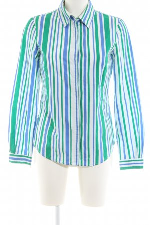 Mango collection Koszula z długim rękawem Wzór w paski W stylu casual