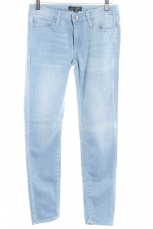 Mango collection Skinny Jeans himmelblau Casual-Look