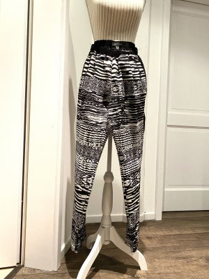 Mango Collection Zebra Hose Gr. M