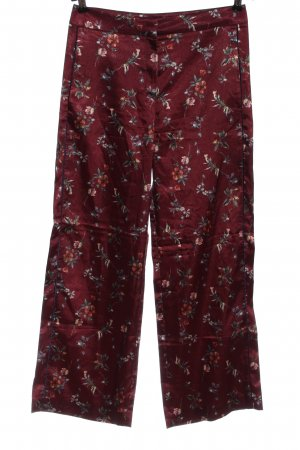 Mango Falda pantalón de pernera ancha elegante