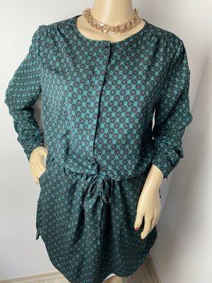 Mango Damen Kleid grün gr xl