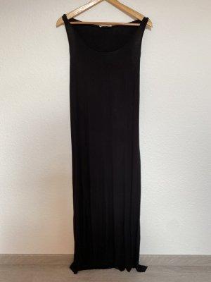Mango Sukienka maxi czarny