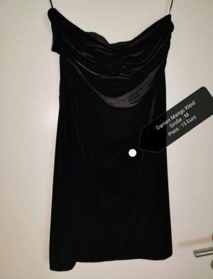 Mango Mini Dress black