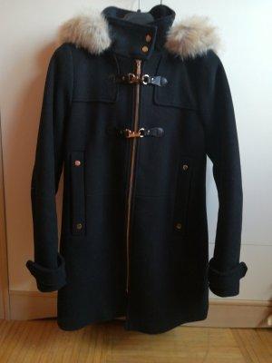 Mango Down Coat black