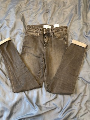 Mango Denim Elektra High Waist  Stretch Jeans Gr 32
