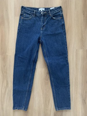 Mango collection Baggy jeans donkerblauw