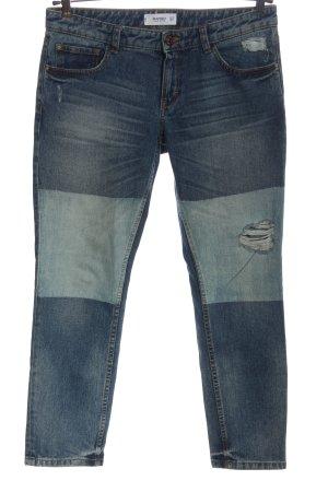 Mango Denim & Tees Jeans boyfriend bleu style décontracté