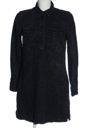 Mango Denim & Tees Jeanskleid blau Casual-Look