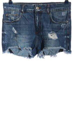 Mango Denim & Tees Jeansshorts
