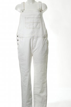 Mango Denim & Tees Jeans met bovenstuk wit casual uitstraling