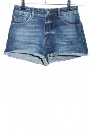 Mango Denim & Tees Shorts blau Casual-Look