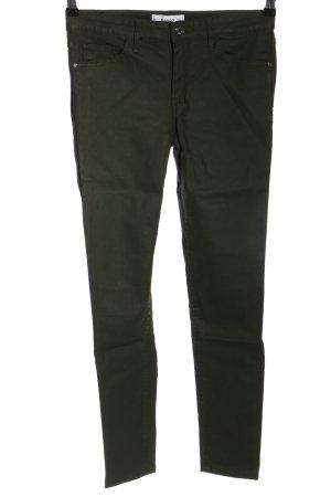 Mango Denim & Tees Skinny Jeans khaki Casual-Look