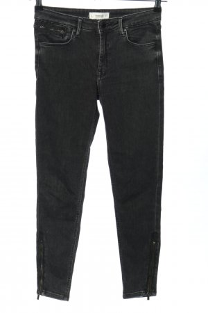 Mango Denim & Tees Skinny Jeans schwarz Casual-Look