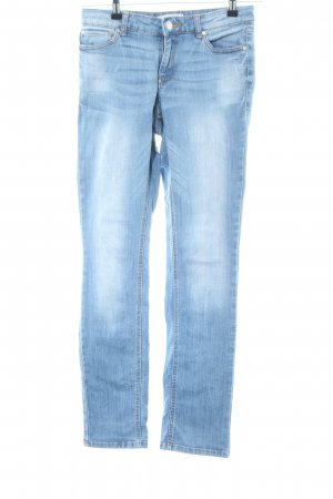 Mango Denim & Tees Slim Jeans blau Casual-Look