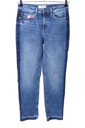 Mango Denim & Tees Slim Jeans blau Casual-Look