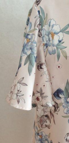 MANGO Elegantes Blumenkleid Oversized