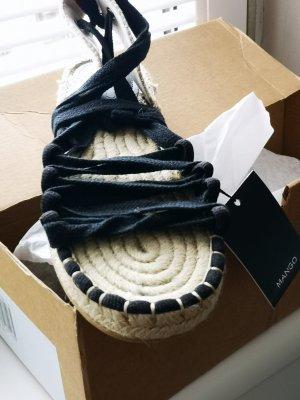 Mango Espadrille Sandale für den Sommer!