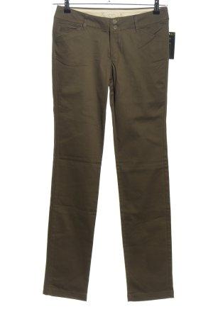 Mango Pantalón de cinco bolsillos marrón look casual