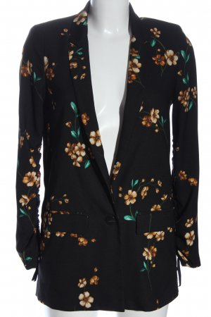 Mango Tailcoat allover print casual look