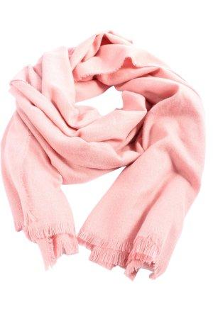 Mango Fransenschal pink Casual-Look