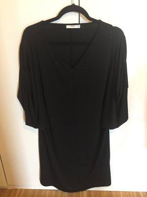 Mango Suit Stretch jurk zwart