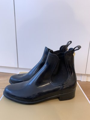 Mango Wellies black