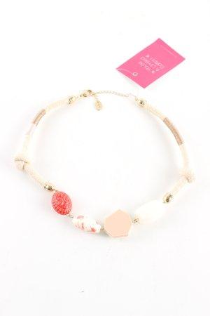 Mango Halskette mehrfarbig Casual-Look