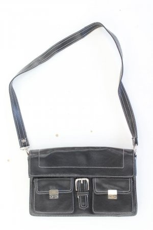Mango Handtasche schwarz