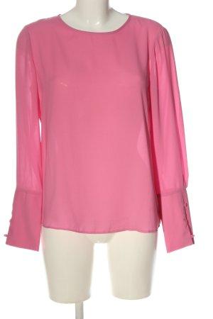 Mango Hemd-Bluse pink Business-Look