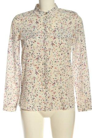 Mango Koszulowa bluzka Na całej powierzchni W stylu casual