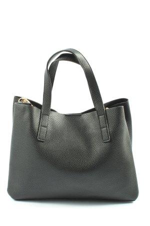 Mango Carry Bag black casual look