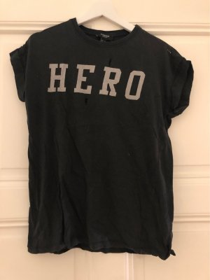 Mango Hero Shirt in used Optik