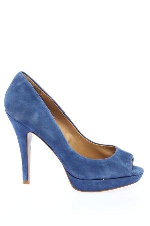 Mango High Heels blau Elegant