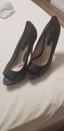 mango high heels pumps