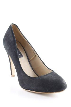 Mango High Heels schwarz Elegant