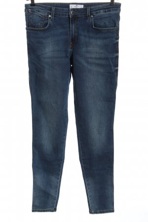 Mango High Waist Jeans blau Casual-Look