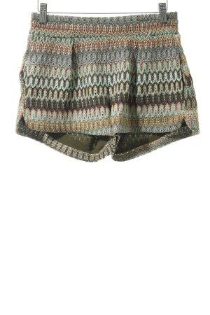 Mango High-Waist-Shorts Ethnomuster Boho-Look