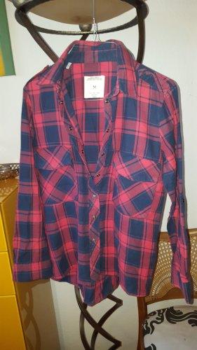 Mango Holzfäller Hemd Bluse Gr.38 M