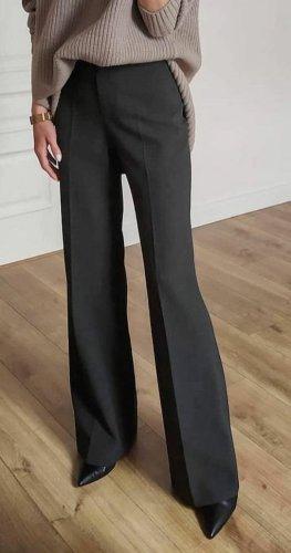 Mango Pantalone da abito nero